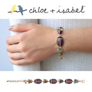 🆕 Wild Earth Beetle Bracelet c+i B406BEAG